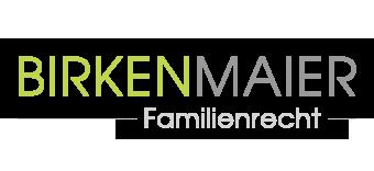 Familienrecht Birkenmaier